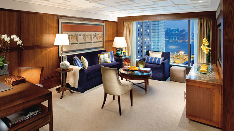mandarin oriental hong kong howarth suite