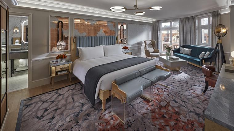 mandarin oriental hyde park london knightsbridge bedroom