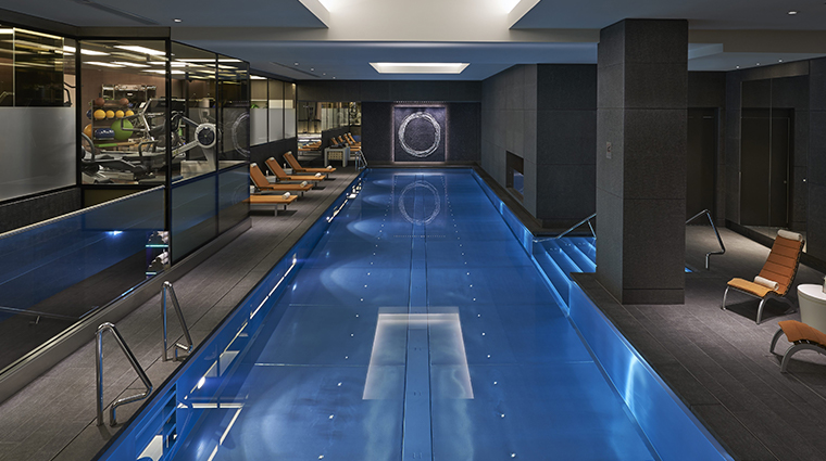 mandarin oriental hyde park london spa pool