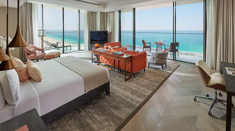 mandarin oriental jumeria beach dubai sea front suite