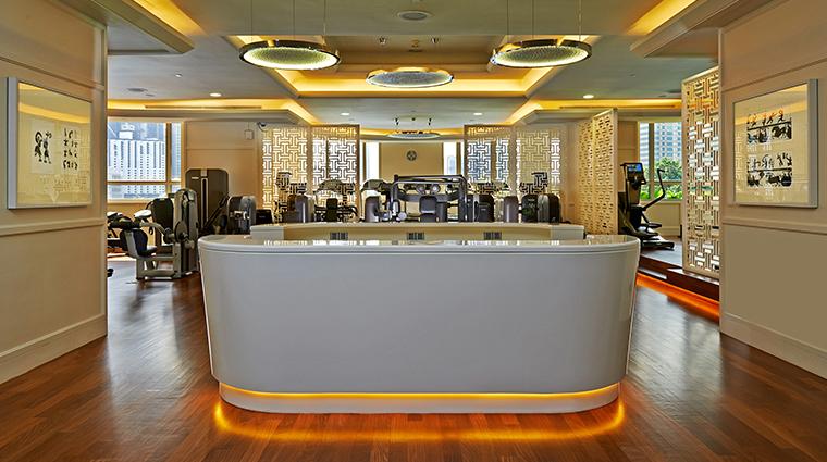 mandarin oriental kuala lumpur fitness wellness center reception