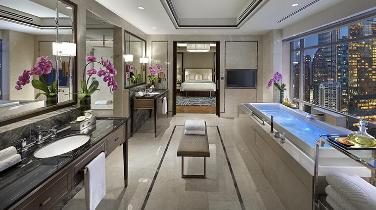 mandarin oriental kuala lumpur presidential suite bathroom
