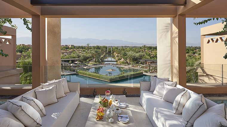 mandarin oriental marrakech royal terrace