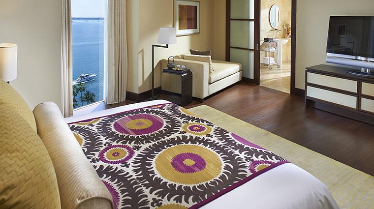 mandarin oriental miami suite biscayne room