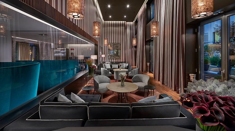 mandarin oriental milan Mandarin Bar lounge
