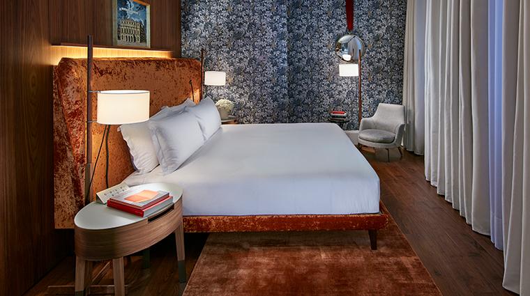mandarin oriental milan Milan suite bedroom