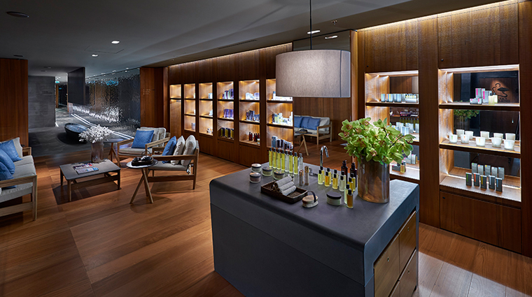 mandarin oriental milan spa reception