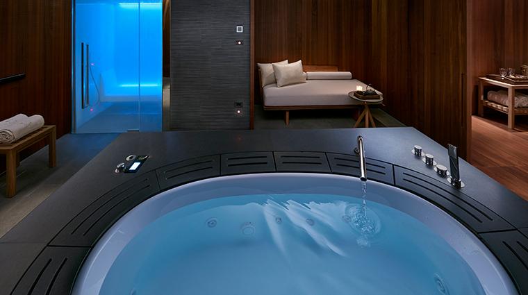 mandarin oriental milan spa suite