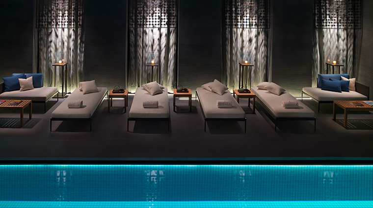mandarin oriental milan swimming pool