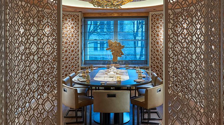 mandarin oriental munich Matsuhisa Private Dining