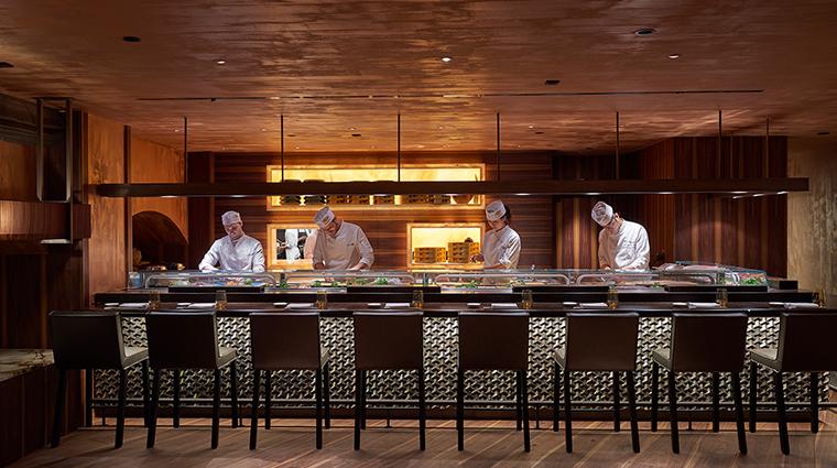mandarin oriental munich Matsuhisa Sushi Bar