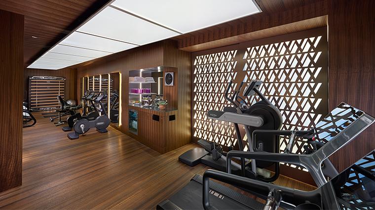 mandarin oriental munich gym