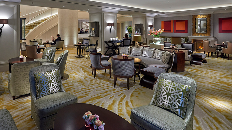 mandarin oriental munich lobby lounge