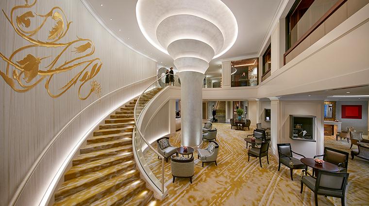 mandarin oriental munich lobby