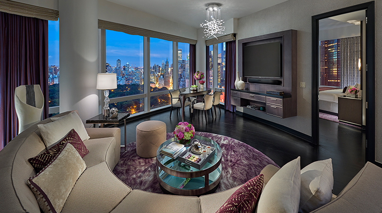 mandarin oriental new york central park view