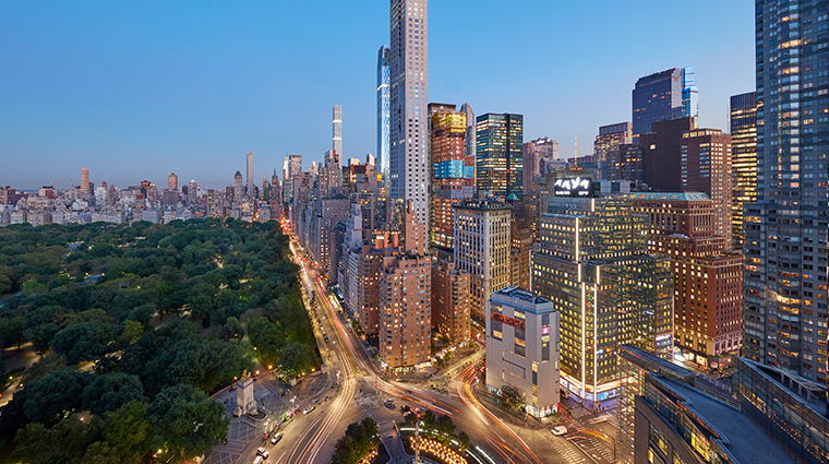 mandarin oriental new york central park