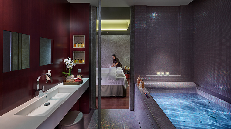 mandarin oriental paris spa