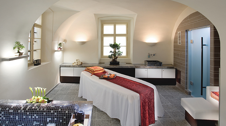 mandarin oriental prague spa vitality suite