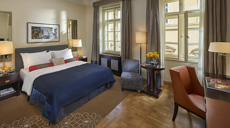 mandarin oriental prague superior room