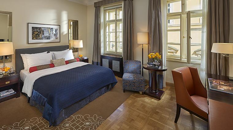 mandarin oriental prague superior room