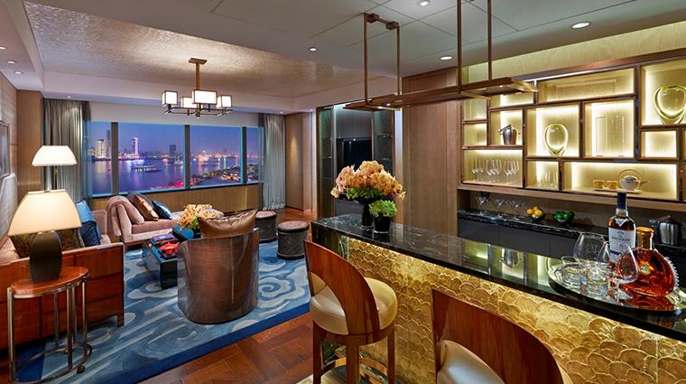 mandarin oriental pudong shanghai new living room