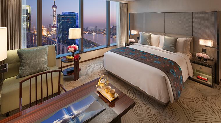 mandarin oriental pudong shanghai river view king