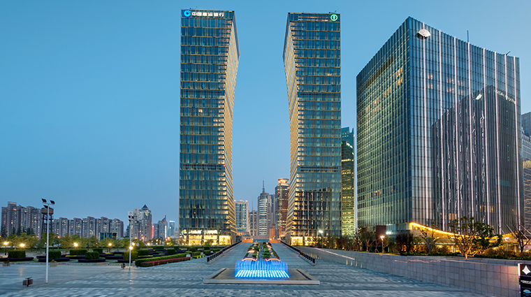 Five Star Hotels In Shanghai Pudong