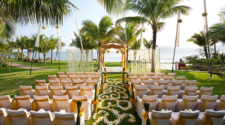 mandarin oriental sanya wedding