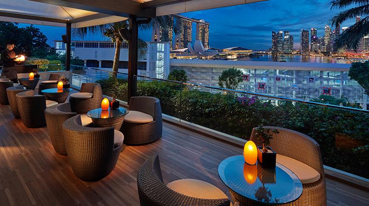 mandarin oriental singapore bay