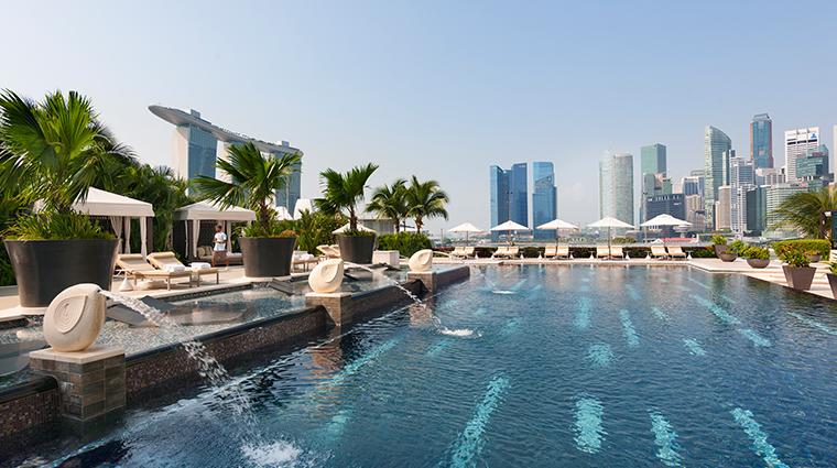 mandarin oriental singapore pool