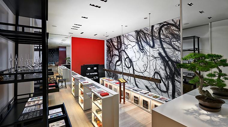 mandarin oriental taipei The Library CaféUnDeuxTrois