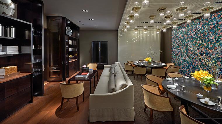 mandarin oriental taipei YaGe Private dining