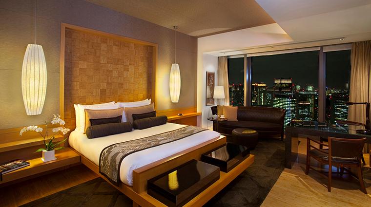 mandarin oriental tokyo mandarin suite grand bedroom