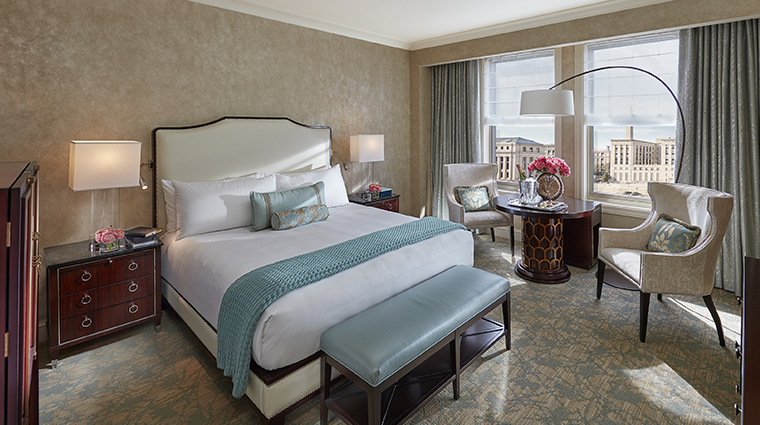 mandarin oriental washington dc king