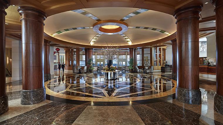 mandarin oriental washington dc lobby