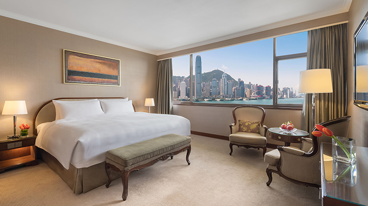 marco polo hongkong hotel deluxe harbour view room