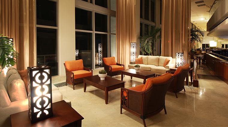marenas beach resort lobby
