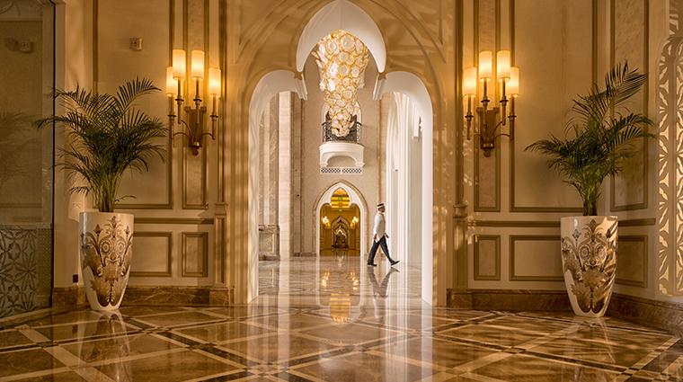 marsa malaz kempinski the pearl doha lobby corridor