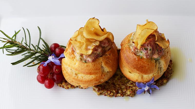 marsel restaurant beef tartare