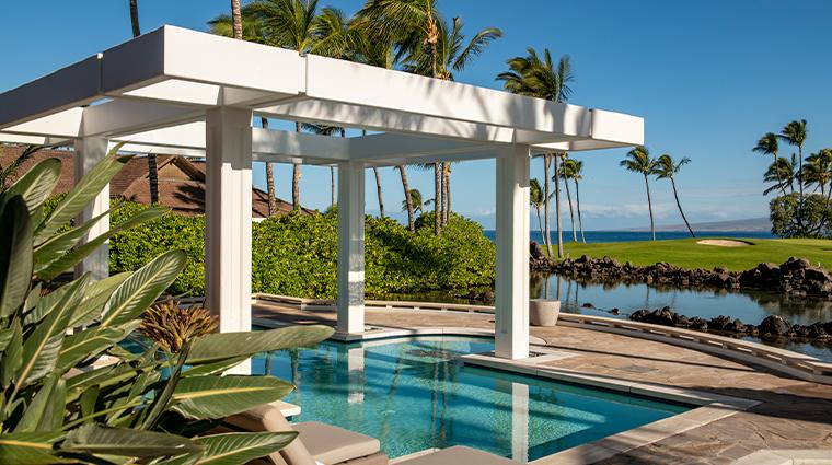 mauna lani auberge resorts collection pool view