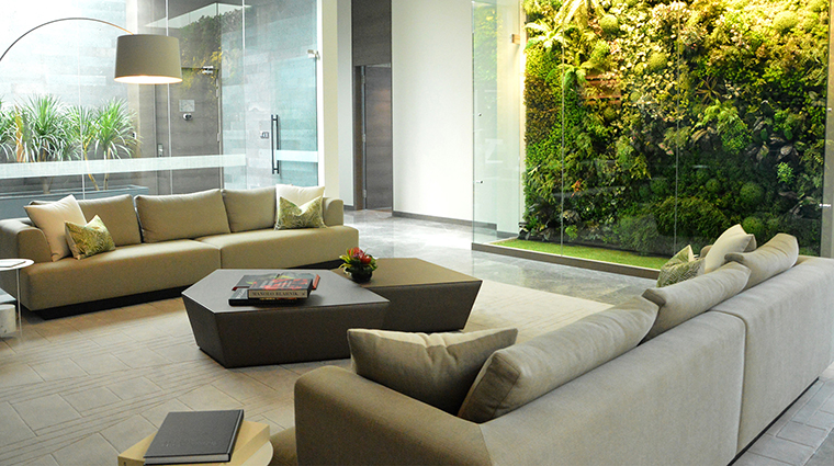 maxims at resorts world genting Belgravia suite living room