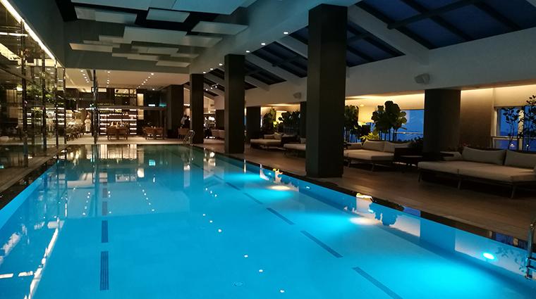 maxims at resorts world genting Pool