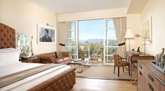 Mr C Beverly Hills Room Service Menu