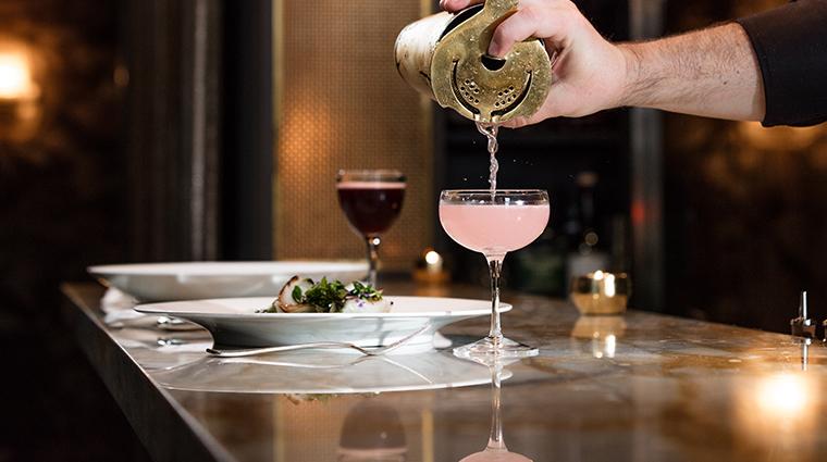 menton bar dining