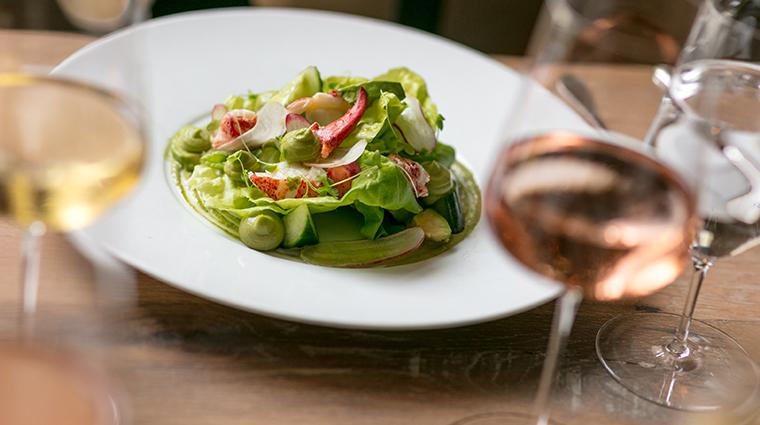 menton lobster salad