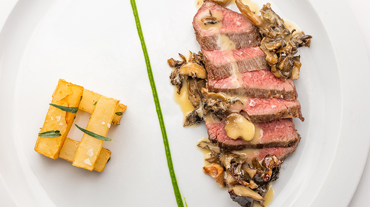 menton steak