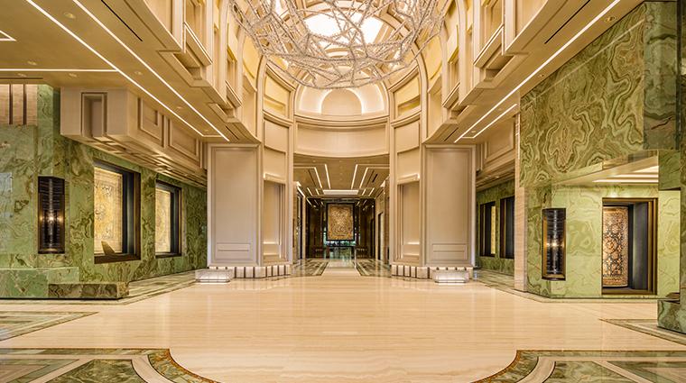 mgm cotai lobby