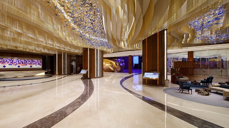 mgm cotai reception