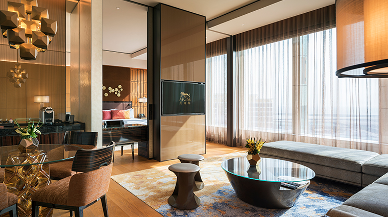 mgm cotai resort suite