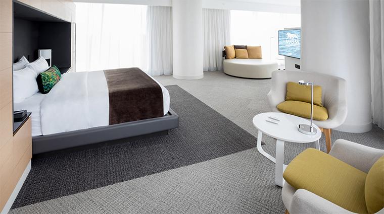 mgm national harbor executive corner suite